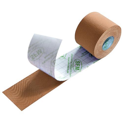SFM Kinesiologie Tape in Papierbox 5cmx5m beige (1) - null