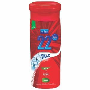 TALC - 22 DEGREE, BORO SHEILD, COBRA - Best Talcum Powder