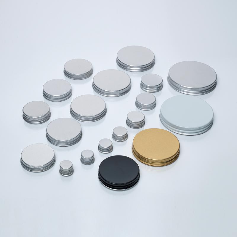 Capsules Et Couvercles Alu Bagues Diverses - Accessoires