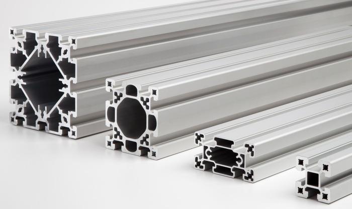 BLOCAN® aluminium profile systems -