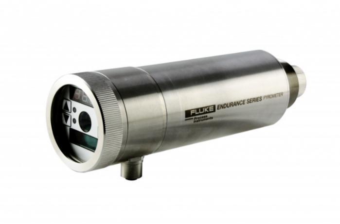 Raytek CS210 – Wärmebildsystem für Drehrohrofenüberwachung - Wärmebildsystem zur Überwachung der Oberflächentemperatur von Drehrohröfen