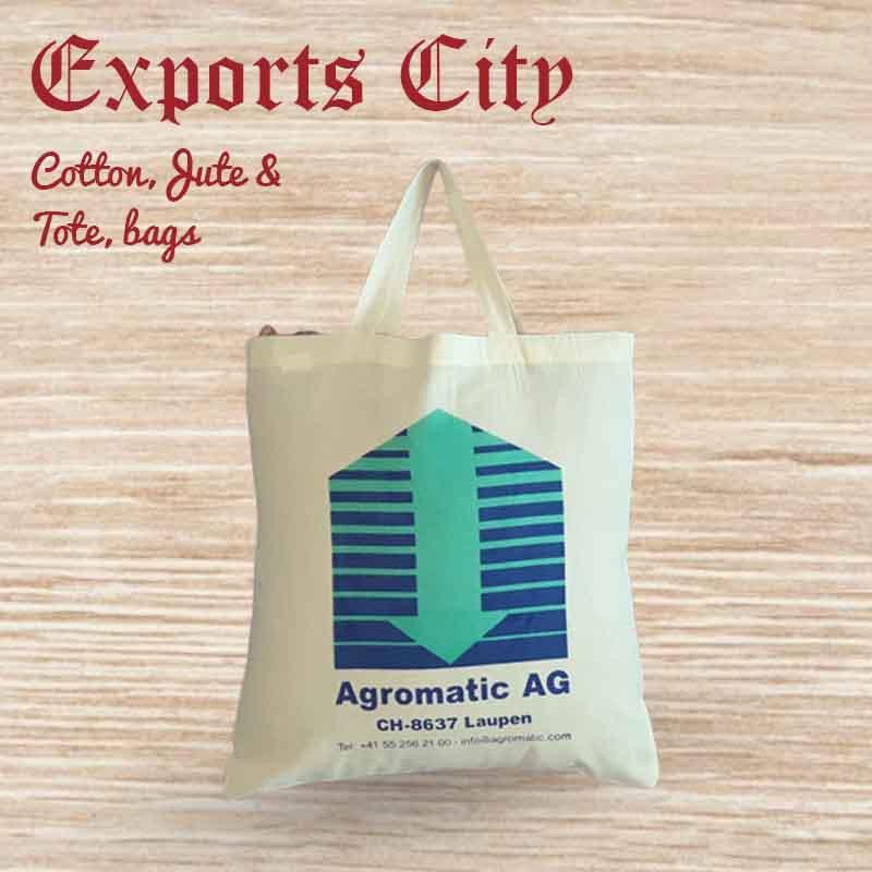 Cotton, Jute & Tote Bags  -