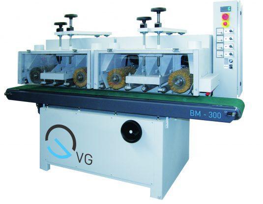 Brosseuse EBM - VG MACHINES