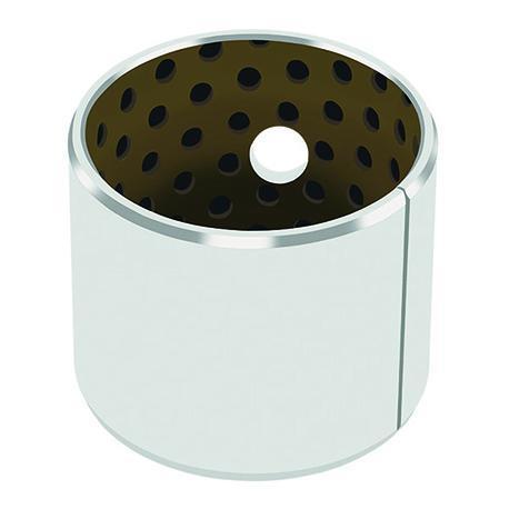Metal-Polymer Plain Bearings Grease Lubricated - DX®10