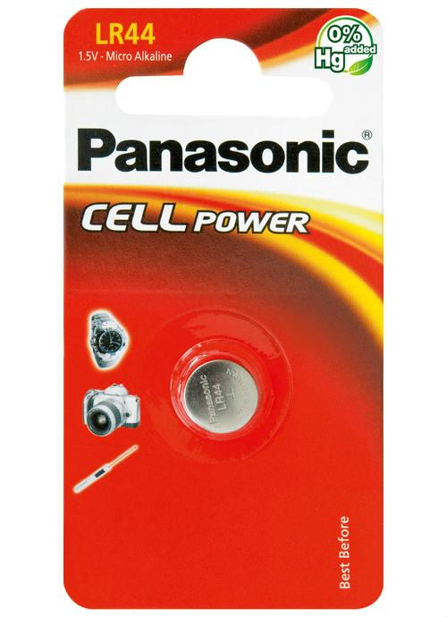 Microbatterie a bottone LR44