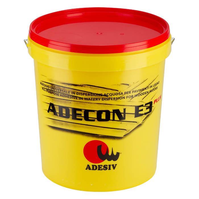 Adecon E3 Plus Adesivo Universale In Dispersione Acquosa Per Pavimenti In Legno - null