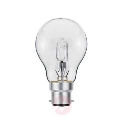 E40 500W halogen bulb IDE clear in tube form - light-bulbs