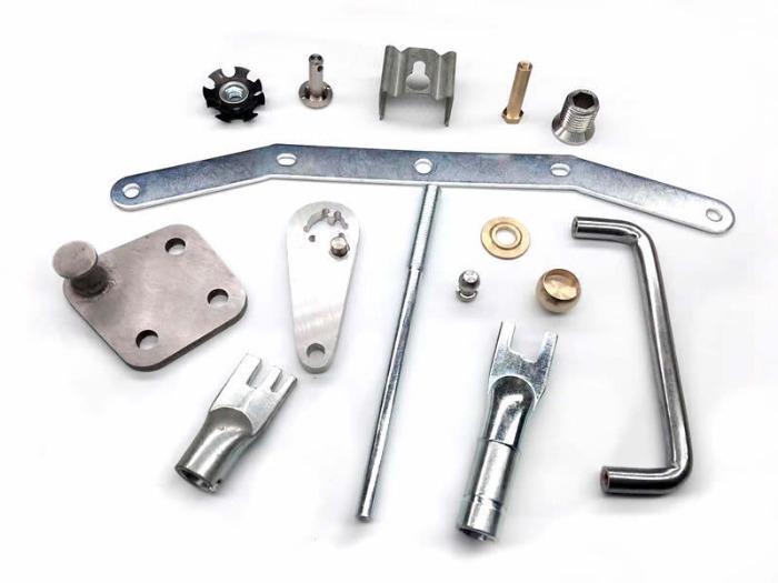 Personalizza le parti metalliche - Parti tornite in fabbrica di parti metalliche in Cina, parti di stampaggio