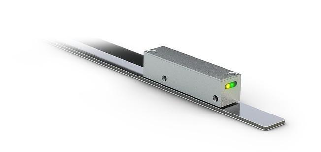 Magnetic sensor LEC100 - Magnetic sensor LEC100 - Incremental, digital or analog interface