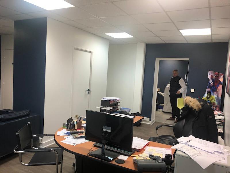 Bureaux  - Bureaux entrepôt de stockage
