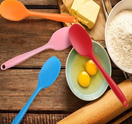 Silicone Spoon -