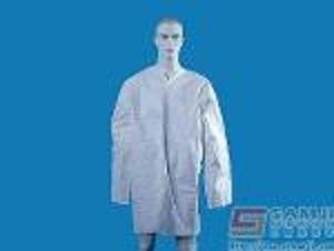 Manteau de laboratoire Tyvek (DuPont) - AL-0031