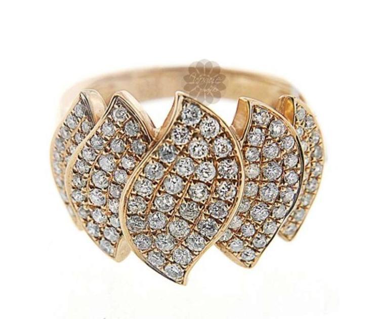Lotus Gold Bracelet -