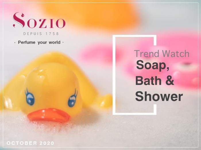 """Soap, bath & shower"" -"