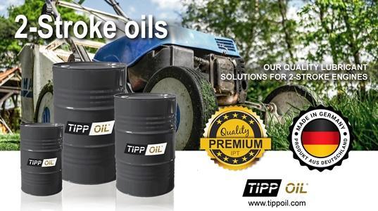 TIPP OIL - 2-Taktöle -