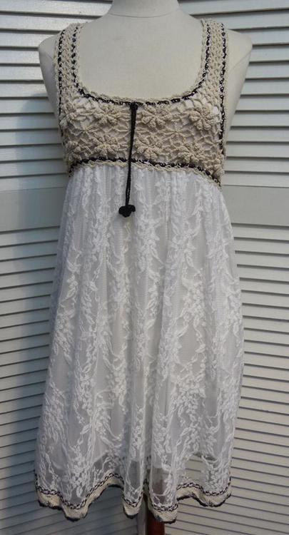 Crochet Lace Dresses Manufacturer, Exporter & Supplier - Women Lace dresses - Crochet Tops, Blouses, Coverups, Kaftans
