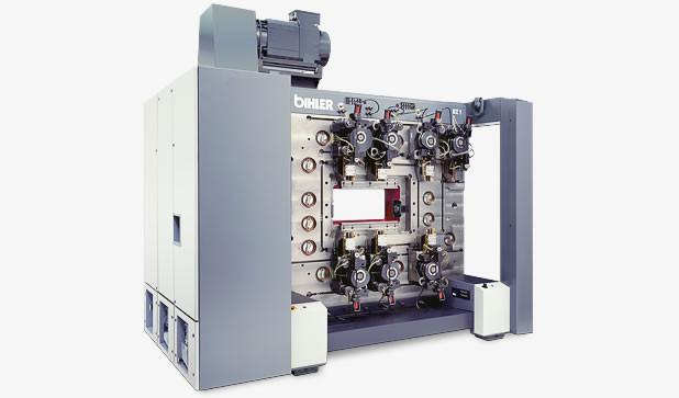 Processing center - BZ 1 - Powerful processing center BZ 1 for mass production of sub-assemblies