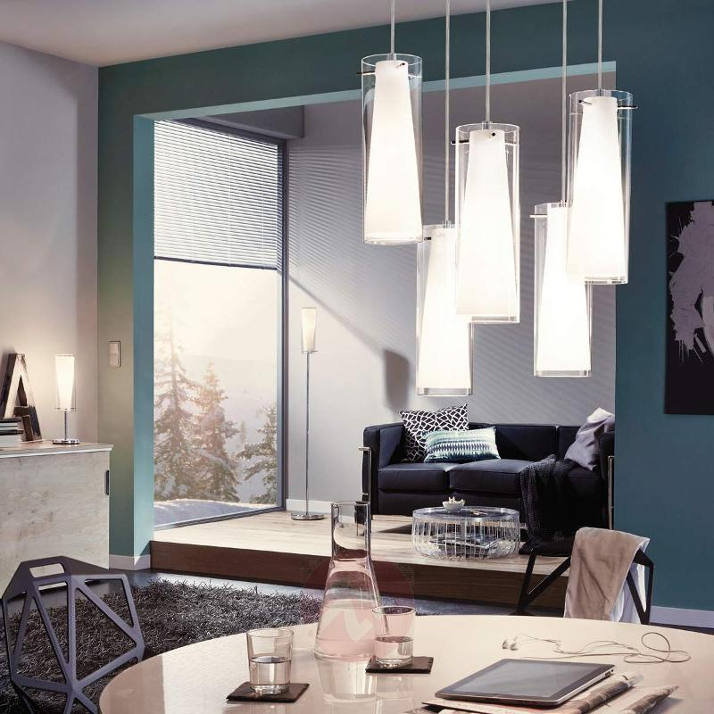 Pendant lamp Pinto - 5 Lamp - Pendant Lighting