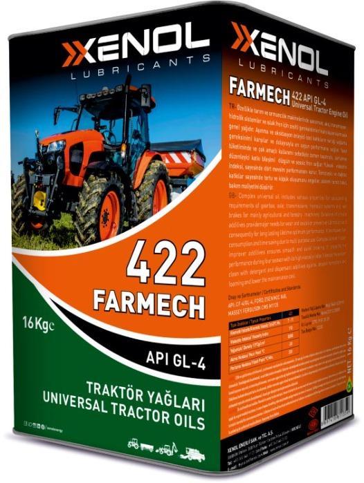 FARMECH - Tractor / Agricultural