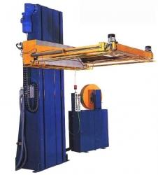Omsnoeringsmachines voor palletladingen - Automatische omsnoeringsmachines HORIZON