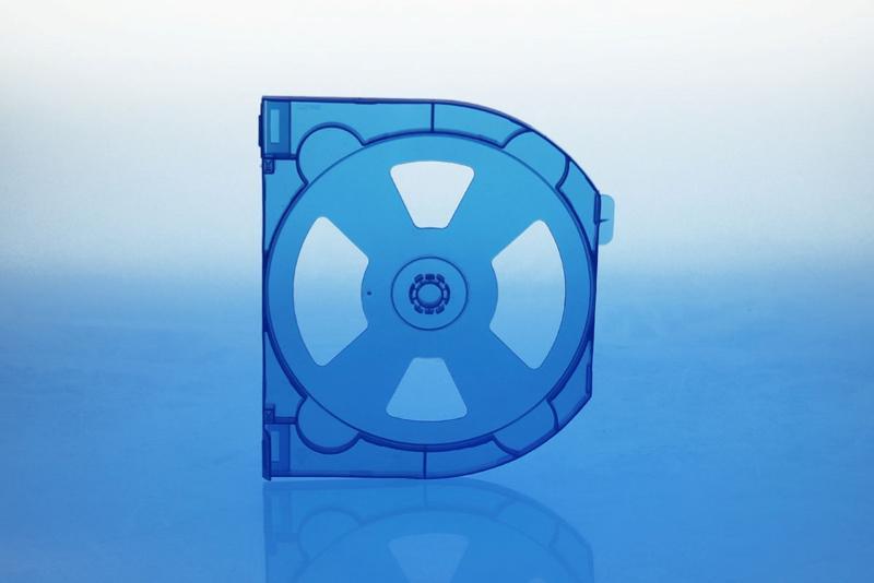 AMARAY BluRay Tray für 2 Discs passend in BluRay Megapack - BluRay & UHD