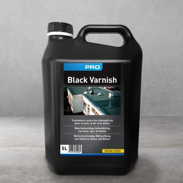 Black Varnish - null