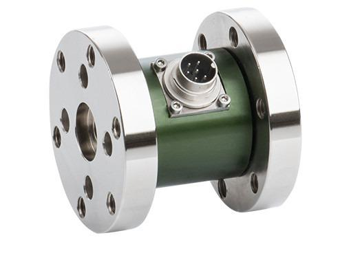 扭矩传感器 - 8627 - 静态扭矩传感器, 结构紧凑、坚固耐用,易于操作,高精度、用于静态和动态测量(非旋转)