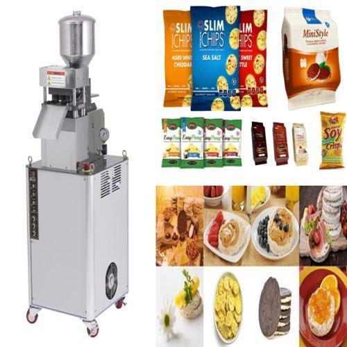 цельнозерновых хлебцев машина - Оборудование для производства хлебцев, лепешек, чипсов