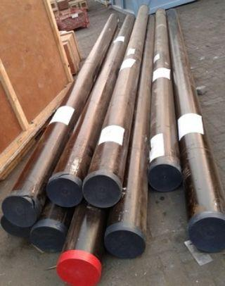 X52 PIPE IN ANGOLA - Steel Pipe
