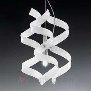 Belle suspension WHITE - Suspensions en verre