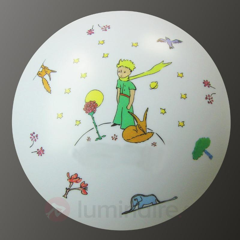 Plafonnier Petit Prince joliment décoré - Chambre d'enfant