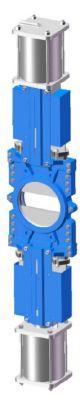 Vanne guillotine double pelle Modèle KG23 - null