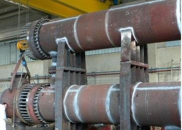 High Pressure Heat Exchanger - Heat Exchangers
