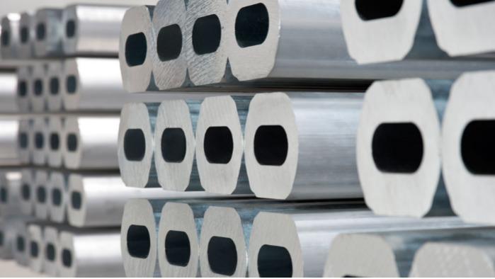 Produits en aluminium - Produits en aluminium filés sur aiguille ou filés à pont