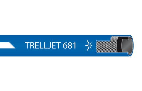 Water hoses I Rubber hoses - TRELLJET 681 ANTIMICROBIAL PROTECTION