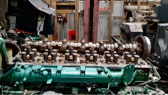 HGV Maintenance - Commercial Repairs
