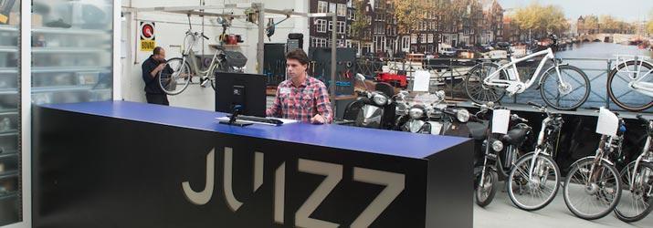 JUIZZ onderhoud en service