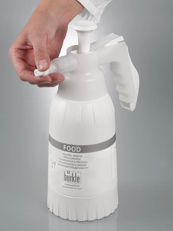 Pulverizador a presión  - Pulverizador de líquidos