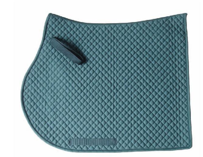 100% Pure Cotton Saddle Pads Horse Saddle Pads English Style - Horse Saddle Pad
