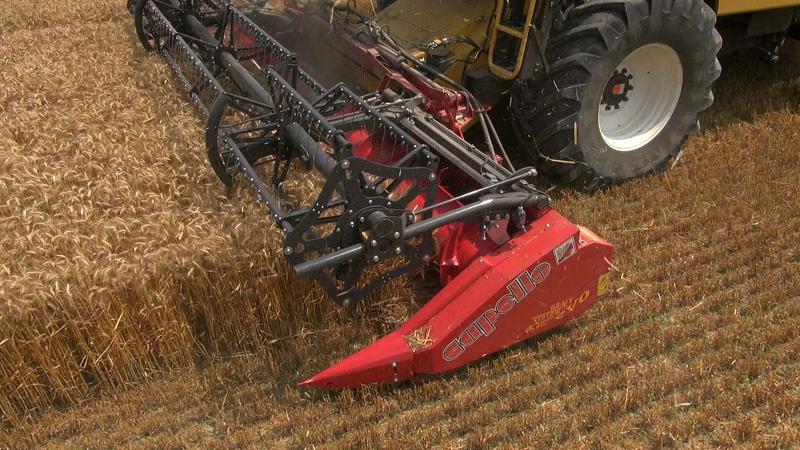 Grain System - EVO KLAPPBARES GETREIDESCHNEIDWERK
