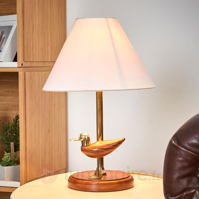 Lampe à poser WERA au charme maritime - Lampes de chevet