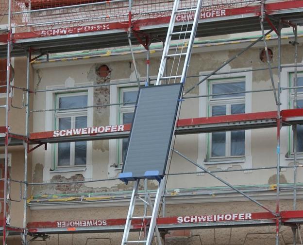 GEDA SOLARLIFT - GEDA SOLARLIFT - Seilaufzüge
