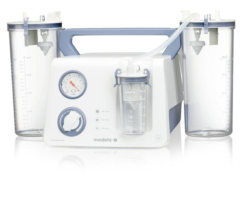 Dominant Flex Surgical Suction Pump - Powerful and reliable suction with adaptable flow rates