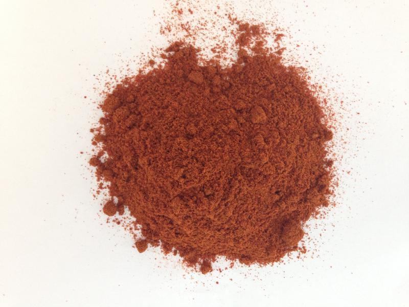 Paprika, scharf gemahlen 1Kg Beutel - null