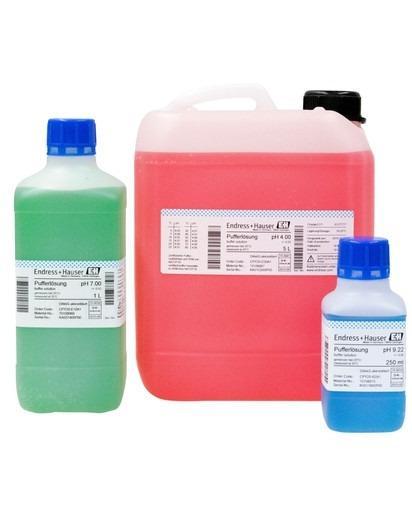 Soluciones de referencia CPY20 - Buffers de pH de alta precisión para todas las industrias