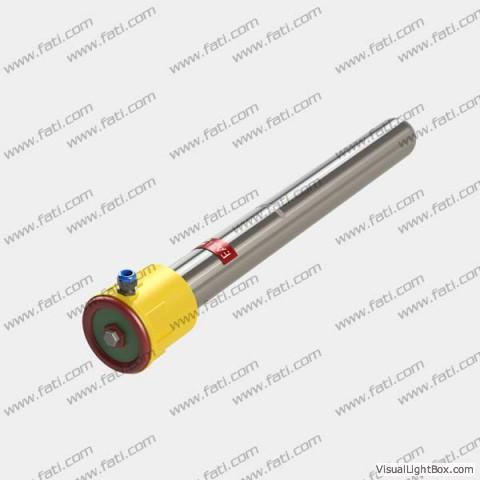 Galvanic Teflon ® Heaters - null