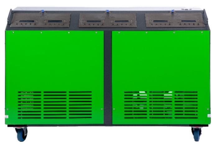 Descaling machine • Hy-Carbon 3000S - Descaling via hydrogen injection