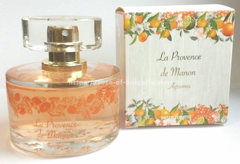Parfüm La provence de Manon - Zitrusfrucht