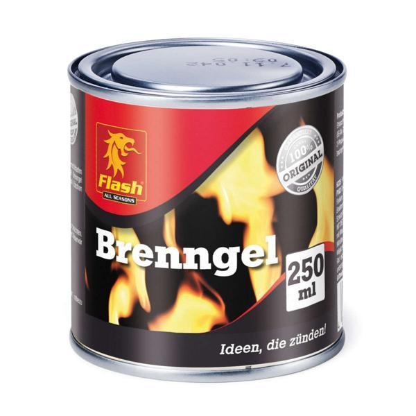 FLASH Brenngel 250 ml Dose -