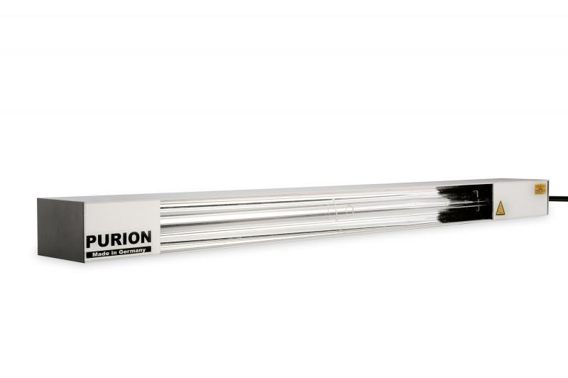 AIRPURION 90 - UV plant for air disinfection for direct and indirect irradiation